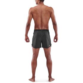 Skins Series-3 Kør shorts Herrer, sort